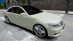 Mercedes-Benz S65 AMG LONG 2010 for GTA 4
