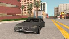 BMW 730d for GTA San Andreas