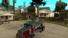 Kenworth W900 CEMENT TRUCK for GTA San Andreas