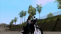 Harley Davidson FXD Super Glide for GTA San Andreas