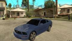 Ford Mustang 2005 for GTA San Andreas