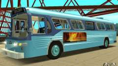 GMC Fishbowl City Bus 1976