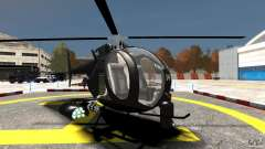 AH-6 LittleBird Helicopter for GTA 4