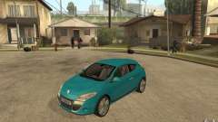 Renault Megane 3 Coupe for GTA San Andreas