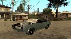 Chevrolet Cheville for GTA San Andreas