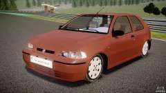 Fiat Palio 1.6 for GTA 4