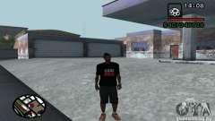 T-shirt codered for GTA San Andreas