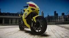Honda CBR1000RR for GTA 4