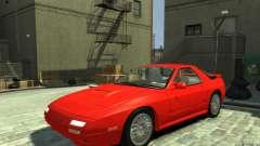 Mazda RX-7 1990 FC3s for GTA 4