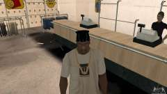 Bandana batman for GTA San Andreas