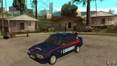 Alfa Romeo 75 Carabinieri for GTA San Andreas