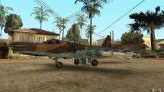 The Su-25 for GTA San Andreas