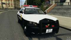 Dodge Charger Japanese Police for GTA 4