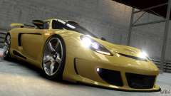 Porsche Carrera GT Gemballa Mirage EPM