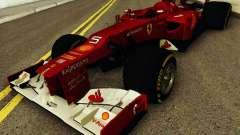 Ferrari F2012 for GTA San Andreas