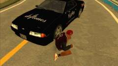 Metal Drift Vinyl for GTA San Andreas