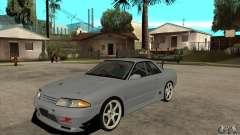 Nissan Skyline GT R R32 for GTA San Andreas