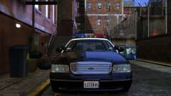 Ford Crown Victoria LAPD v1.1 [ELS] for GTA 4