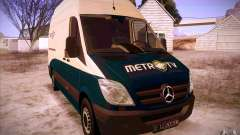 Mercedes Benz Sprinter 311 CDi for GTA San Andreas