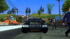 Ford Crown Victoria Erie County Sheriffs Office for GTA San Andreas