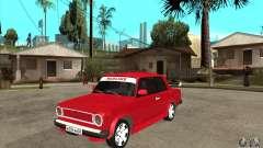 VAZ 2101 2-door coupe