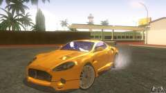 Aston Martin DB9 MW for GTA San Andreas