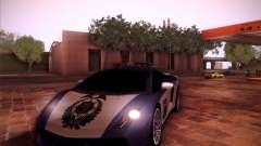 Lamborghini Gallardo LP560-4 Undercover Police