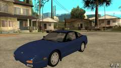 Nissan 240sx - Stock for GTA San Andreas