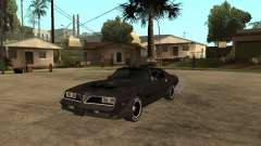 Pontiac Trans Am 1977 for GTA San Andreas