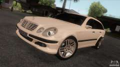 Mercedes-Benz E55 AMG for GTA San Andreas