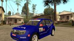 Dacia Duster Rally