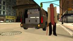 Hot Dog Moonbeam for GTA San Andreas