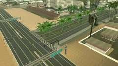 GTA 4 Road Las Venturas