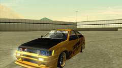 Toyota AE86 Levin for GTA San Andreas