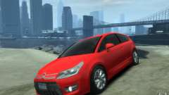 Citroen C4 2009 VTS Coupe v1