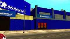 Garage Michelin for GTA San Andreas
