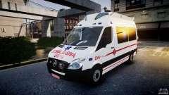 Mercedes-Benz Sprinter Iranian Ambulance [ELS]