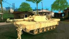 M1A2 Abrams of COD4: MW