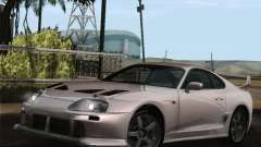 Toyota Supra TRD3000GT v2 for GTA San Andreas