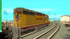 Locomotive SD 40 Union Pacific