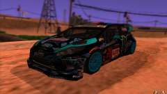 Ford Fiesta H.F.H.V. Ken Block 2013 for GTA San Andreas