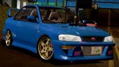 Subaru Impreza WRX GC8 InitialD