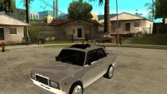 VAZ 2107 Light Tuning v2.0