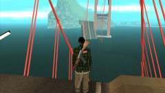 Takomskij Bridge (Tacoma Narrows Bridge) for GTA San Andreas