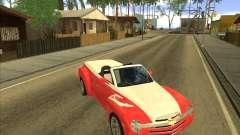 Chevrolet SSR for GTA San Andreas