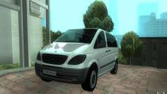 Mercedes-Benz Vito 2007 for GTA San Andreas