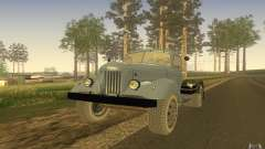 ZIL 164 Tractor for GTA San Andreas