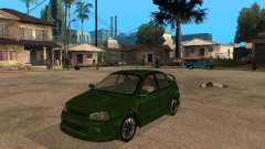 Lada Kalina Sport Tuning for GTA San Andreas