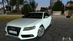 Audi S4 2010 for GTA Vice City