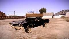 Chevrolet El Camino SS 1970